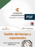 Gestion y Organizacion Del Tiempo Virtual
