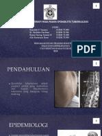PPT Baca Patklin - Spondylitis TB