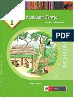Yankuam Jintia 1 cuaderNo de trabajo Personal Social-Ciencia y Ambiente 1o. Achuar.pdf