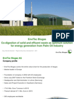13 Envitec Biogas AG Co-Digestion of Solid and Effluent Waste as Optimum Solution for Energy Generation