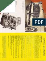 Fiat Premier Padmini Brochure