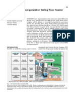 Development of Next-generation Boiling Water Reactor