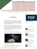 La Chificha - Leyendas Del Ecuador