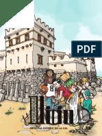 ILIÓN, novela juvenil que juega a explorar la prehistoria y el mundo antiguo. Primeros capítulos