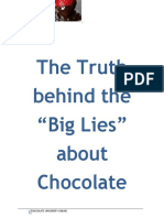 The Truth Behind the Big Lies About Chocolatedoc