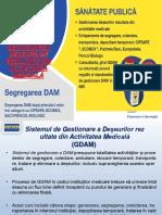 Procesul de Gestionare DAM_2018