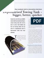 Cavitation Towing Tank Ad