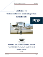 Cpcb Guidelines Analytical Methods - Stp 07.11.2014