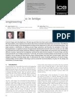 Concrete Hinges in Bridge Engineering