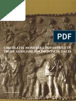 Circulatia monetara in castrele de trupe auxiliare din provincia Dacia (2006, O. Dudau).pdf