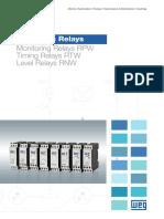 WEG Electronic Relays