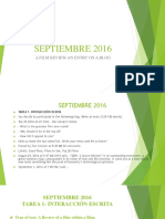 A Film Review-An entry on a Blog-PUC-Septiembre 2016.pptx