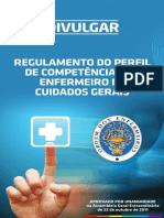 Divulgar Regulamento Do Perfil Vf