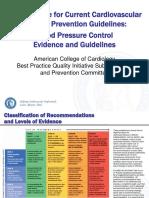 3 ACC Prevention Blood Pressure