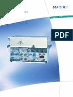 Maquet Servo 900c,d,e - Service manual.pdf