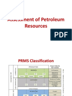 PRMS_Uncertanity and Reserve Estimation