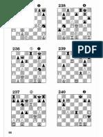 Exercices Tactiques Diagonales Blokh ( n°235 à 246 )