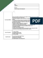 Resume Extract