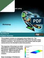 AGARD445 Workshop