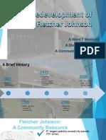 Fletcher Johnson Taskforce Community Vision Presentation