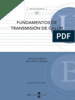 Fundamentos de Transmision de Calor - Santiago primer tema