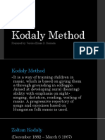 Kodaly Method (10!17!17)