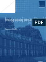 Housing Delivery on Strategic Sites