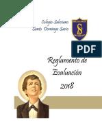 Reglameto de Evaluacin 2018.pdf