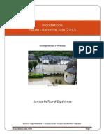 RETEX_Risque naturel_Rapport REX Inondations18 juin 2013_SDIS31.pdf