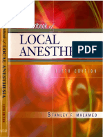 Handbook of Local Anesthesia_5th Edition