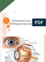 anestesi retrobulbar