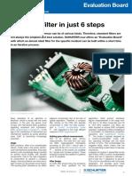 EMC Filter Design