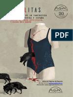 Insólitas. Antología de narradoras de lo fantástico en Latinoamérica y España