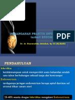 Penanganan Praktis Infertilitas Terkait Endometriosis (Final)