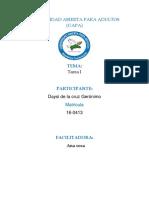 desarrollo del lenguaje en la estapa infantil tarea 1.docx