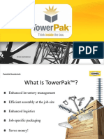 TowerPak  rev. 03-13-12 PTB