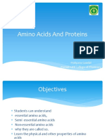 Amino Acids and Proteins 2nd Lect-1 (1)