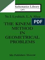 Lyubich-Shor-The-Kinematic-Method-in-Geometrical-Problems-LML-Mir-1980.pdf