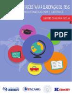 Manual de orientações para a elaboração de itens (questões de múltipla escolha)