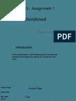 unit 3- storyboard plan - danyal