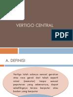 1. Ppt Vertigo Central