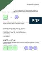 Java Stream Map y Estadísticas