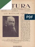 Longinescu-Lui Nicolae Iorga