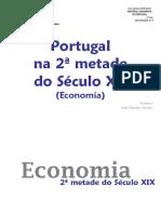 4 Pp Portugal2c2aametade-Secxix Economia