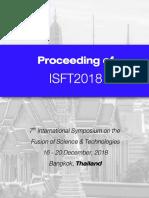 isft 2018 proceedings.pdf