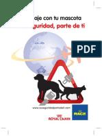 Mascotas y Seguridad Vial RACE