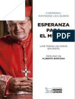 Esperanza Para El Mundo_ Unir Todas Las Cosas en Cristo - Raymond Leo Burke