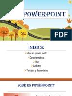 Ventajas y Desventajas Del Powerpoint