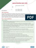 Nurse Job Role