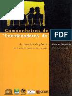 Companheiras de luta - as relações de gênero nos assentamentos rurais.pdf